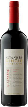 Alta Vista Single Vineyard Alizarine