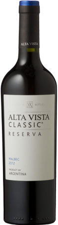 Alta Vista Classic Reserva Malbec